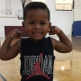 Nampa preschooler making basketball look like child's play