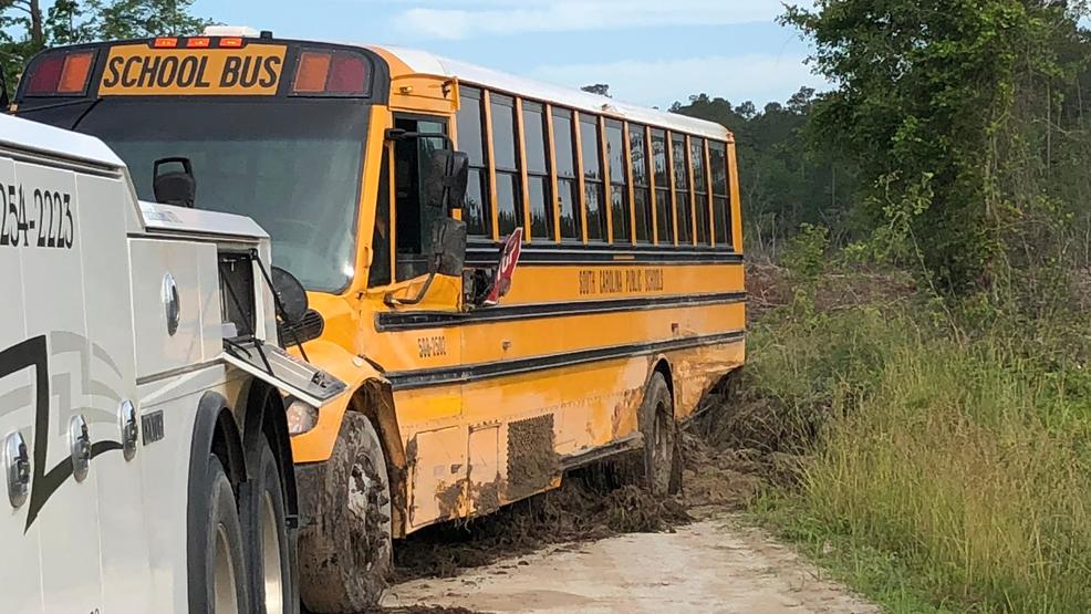 Horry county fire rescue responds after school bus goes for What goes into 42