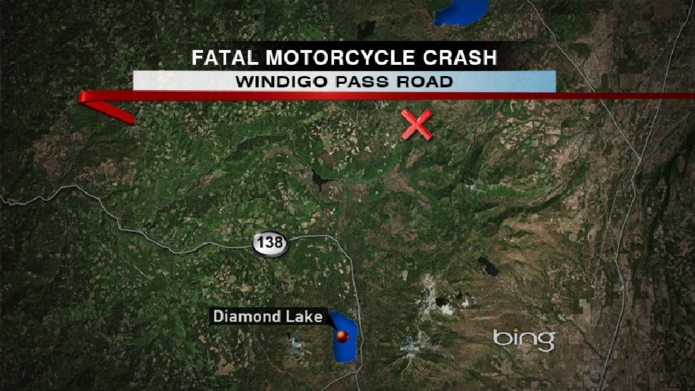Crash kills motorcyclist on Windigo Pass Road | KPIC