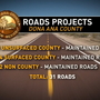 Doña Ana County Commissioners vote in favor of repairing 31 county and private roads