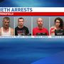 4 Arrested in Springfield on Meth Charges During Child Welfare Check