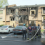 Apartment complex has third major fire this year