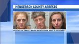 Henderson deputies charge man as habitual felon, make 3 drug arrests