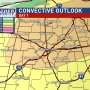 The Weather Authority: Strong/severe storms likely today; Risk area enlarged