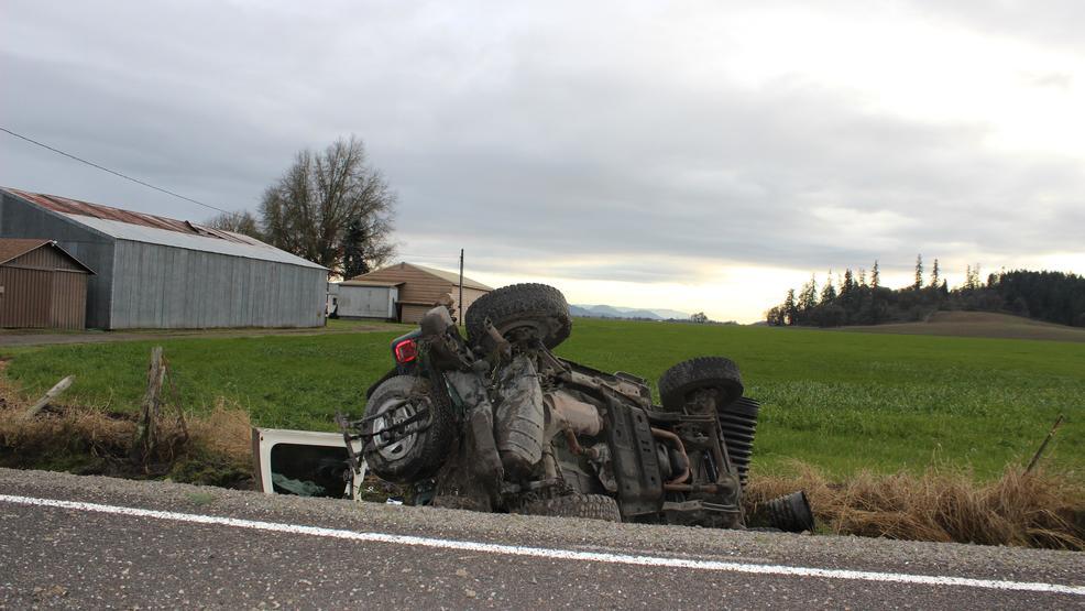 Albany Car Crash  Dead