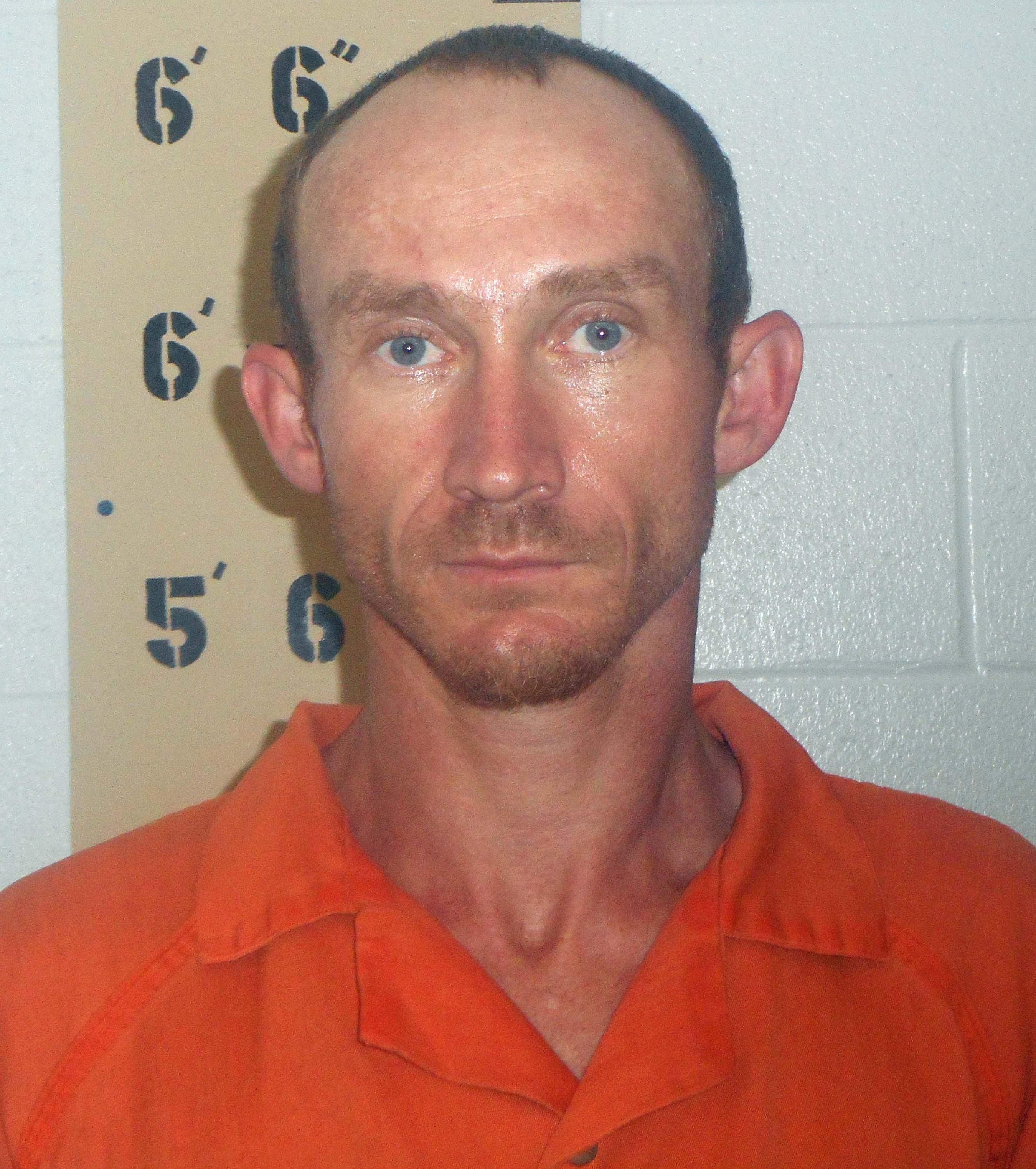 Keith Maynard. (Photo courtesy: Burnet County Sheriff's Office)