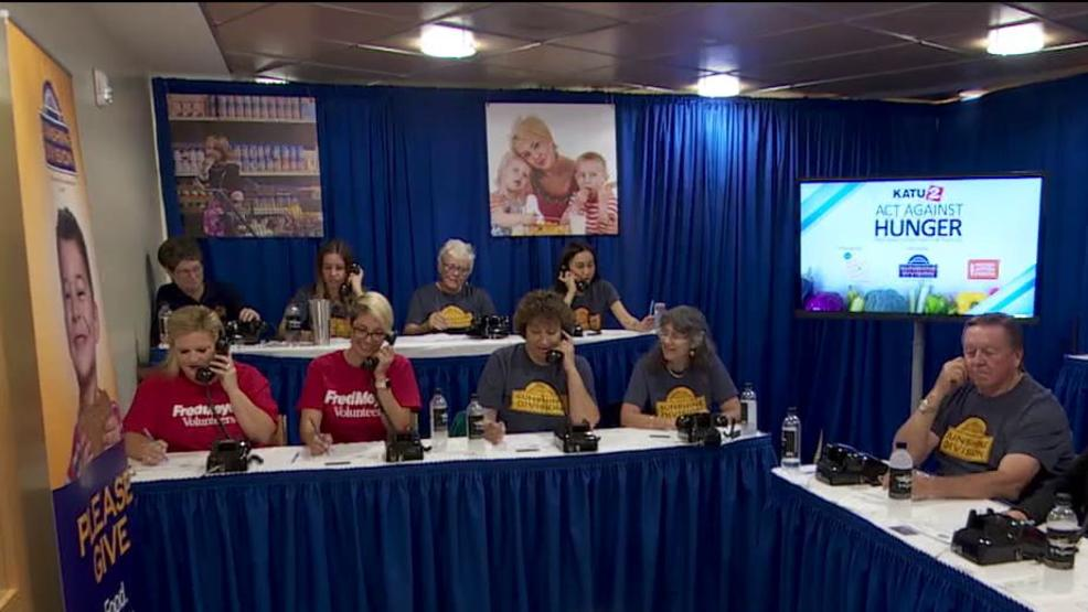 KATU viewers raise nearly $50,000 for Sunshine Division during telethon