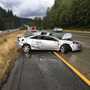 Man critically injured in crash on I-90 near North Bend