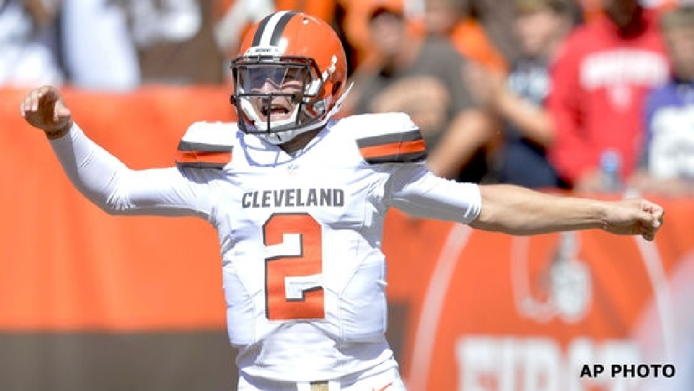 7e11cae765c Johnny Manziel Benched by Browns for Off-Field Antics | WRGT