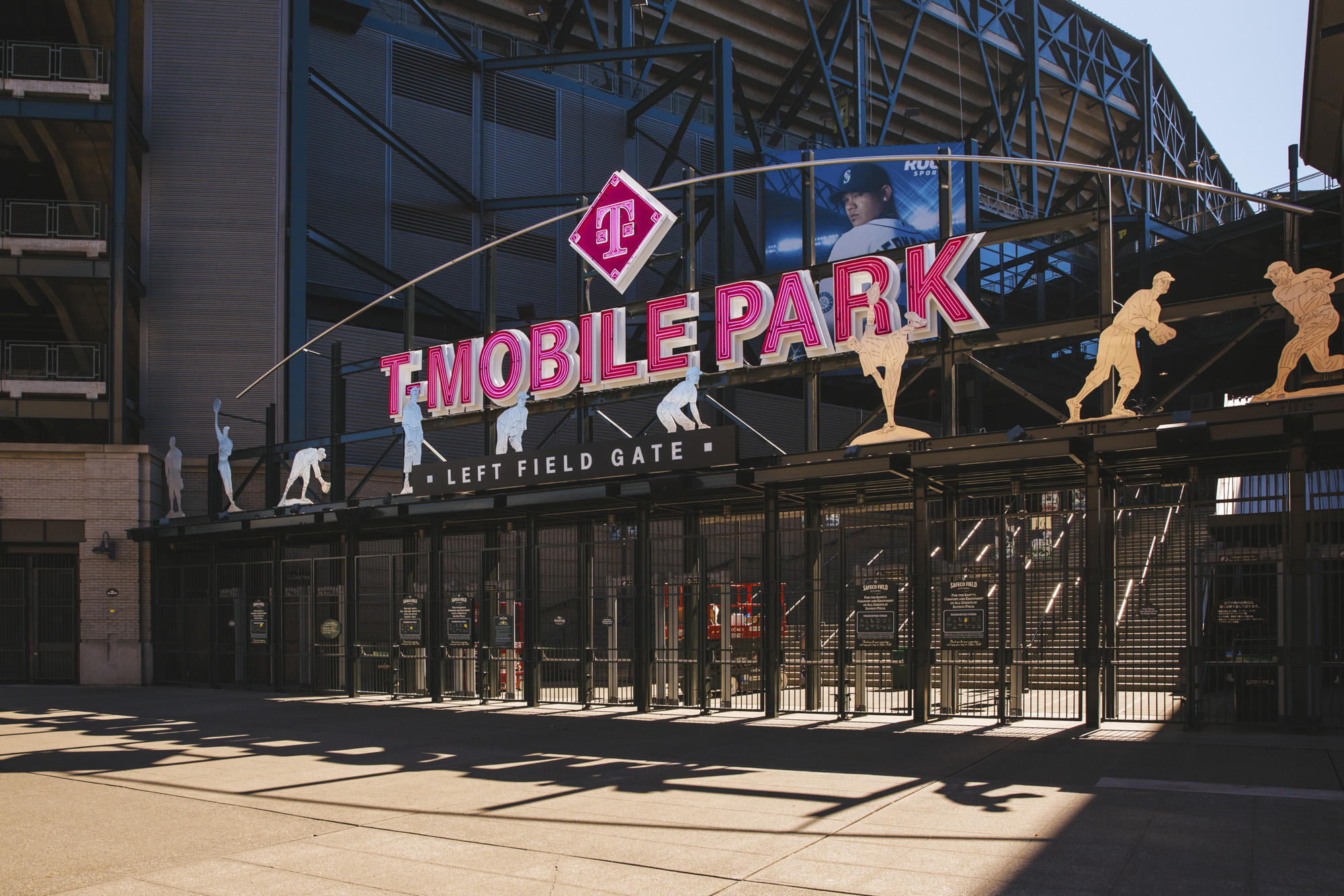 <p>No matter how the M's do this season, if you attend a game you'll sure be eating well! Paseo Caribbean, Li'l Woody's and Fat's Chicken are all newly coming to the stadium for the 2019 season, and Centerplate will be continuing their partnership with Chef Ethan Stowell. Updates to the menu include Paseo sandwiches, fish roe fries (?), Grand Salami Sandwich as a tribute to Dave Niehaus, gluten-free and vegan items, and even Met Market's 'The Cookie'. (Image: Sunita Martini / Seattle Refined)</p>