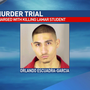 Garcia sentenced to 70 years for murder in Lamar University student's killing