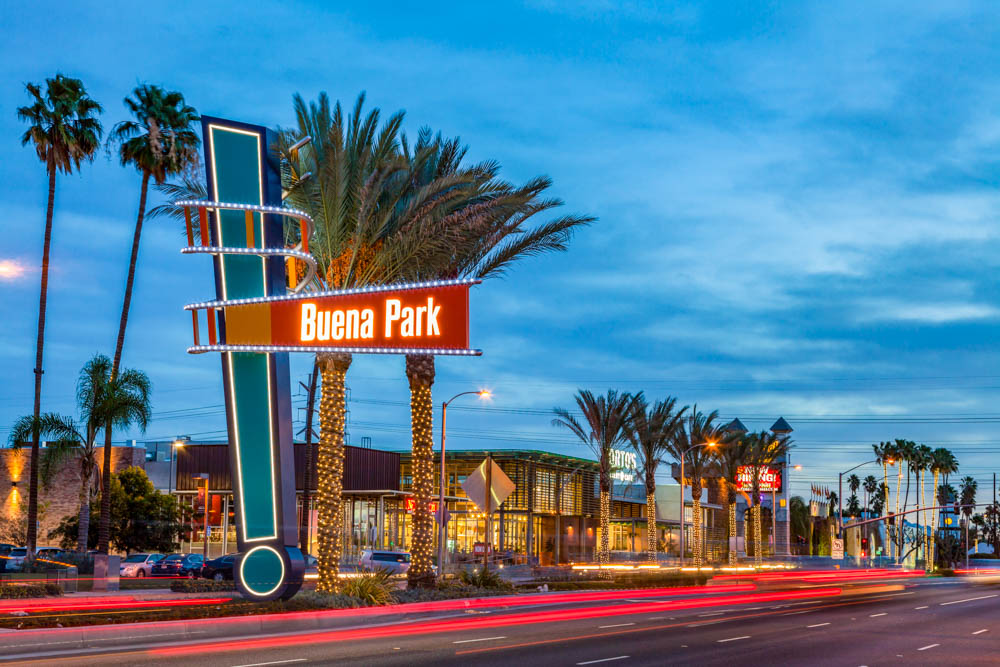 Buena Park is home to some of the world's biggest attractions, thrilling rollercoasters, and everybody's favorite pet beagle, Snoopy—making it the perfect place for your next family vacation. (Photo provided by Visit Buena Park)