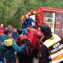 Crews save injured hiker in 17-hour rescue mission