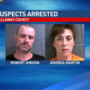 Deputies: Two arrested in traffic stop of stolen vehicle
