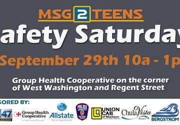 MSG 2 Teens Safety Saturday