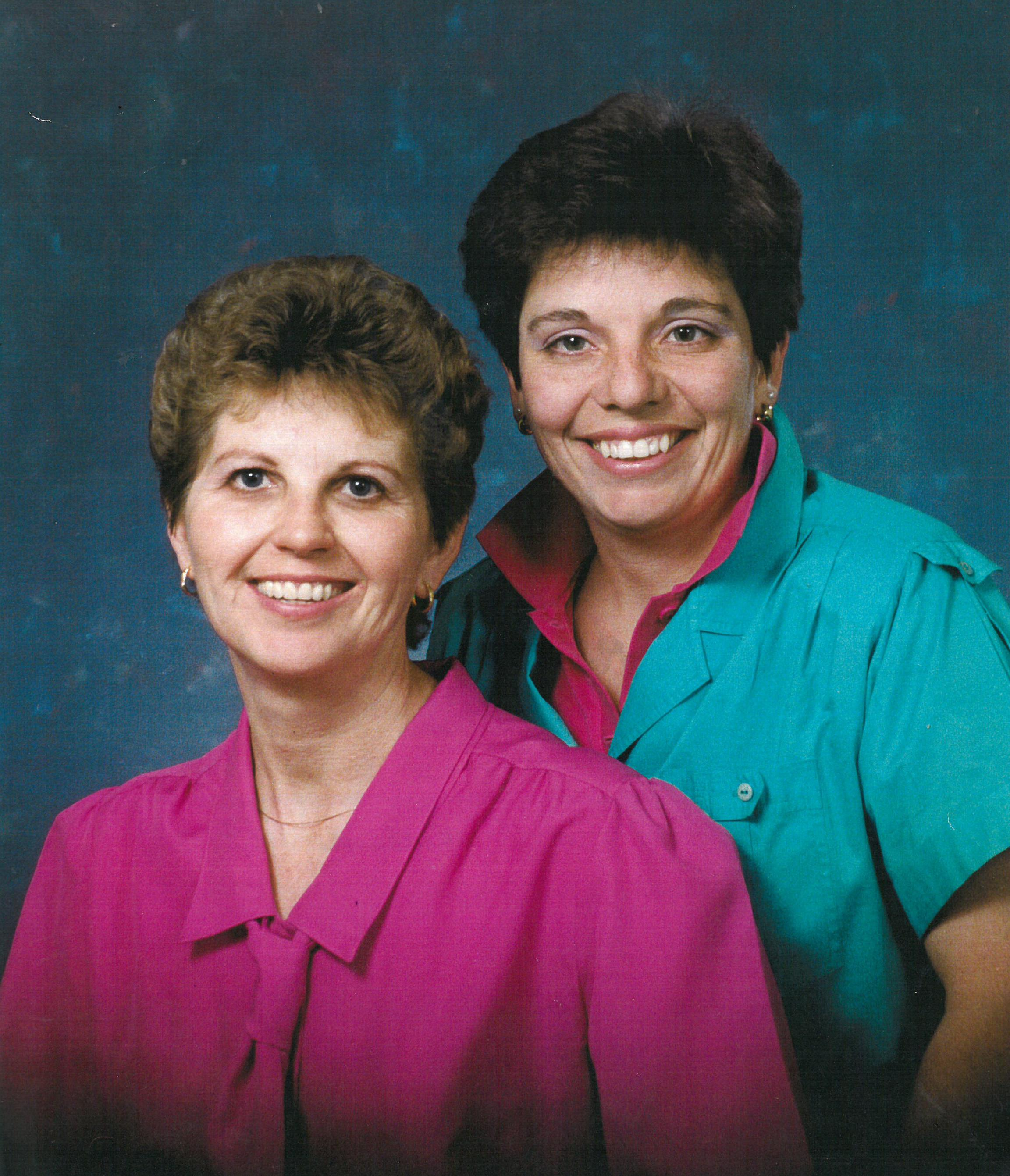 Roxanne Ellis, left, and Michelle Abdill were murdered by Robert Acremant on Dec. 4, 1995.