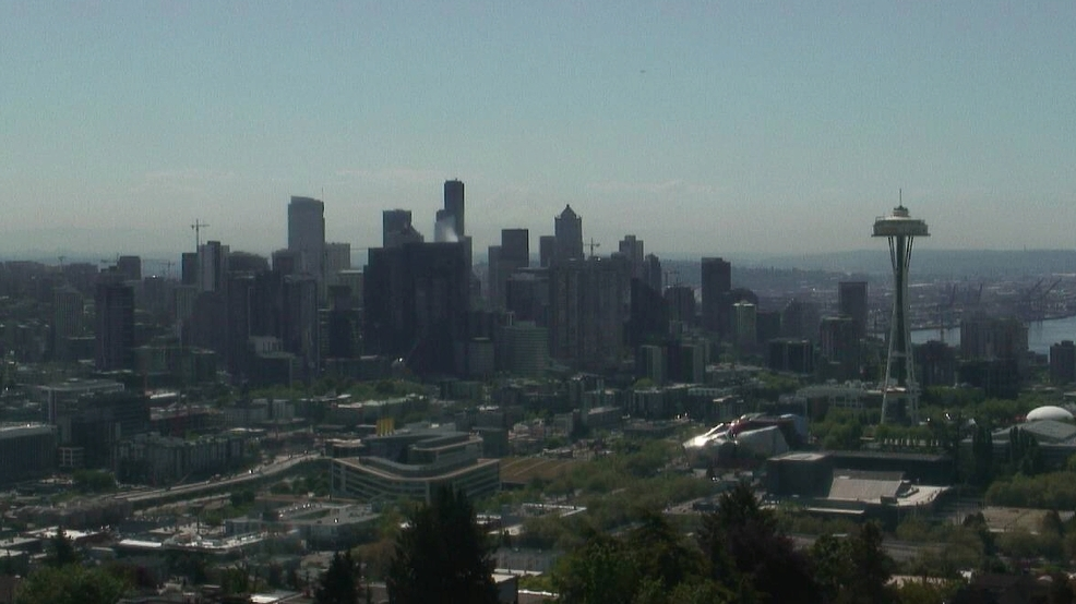 NOAA's forecast for this summer in the Pacific Northwest: Hot and dry again