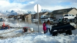 Box Elder County flood victims seek relief from American Red Cross