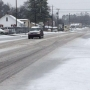 Slick roads leading to multiple crashes in Brown County