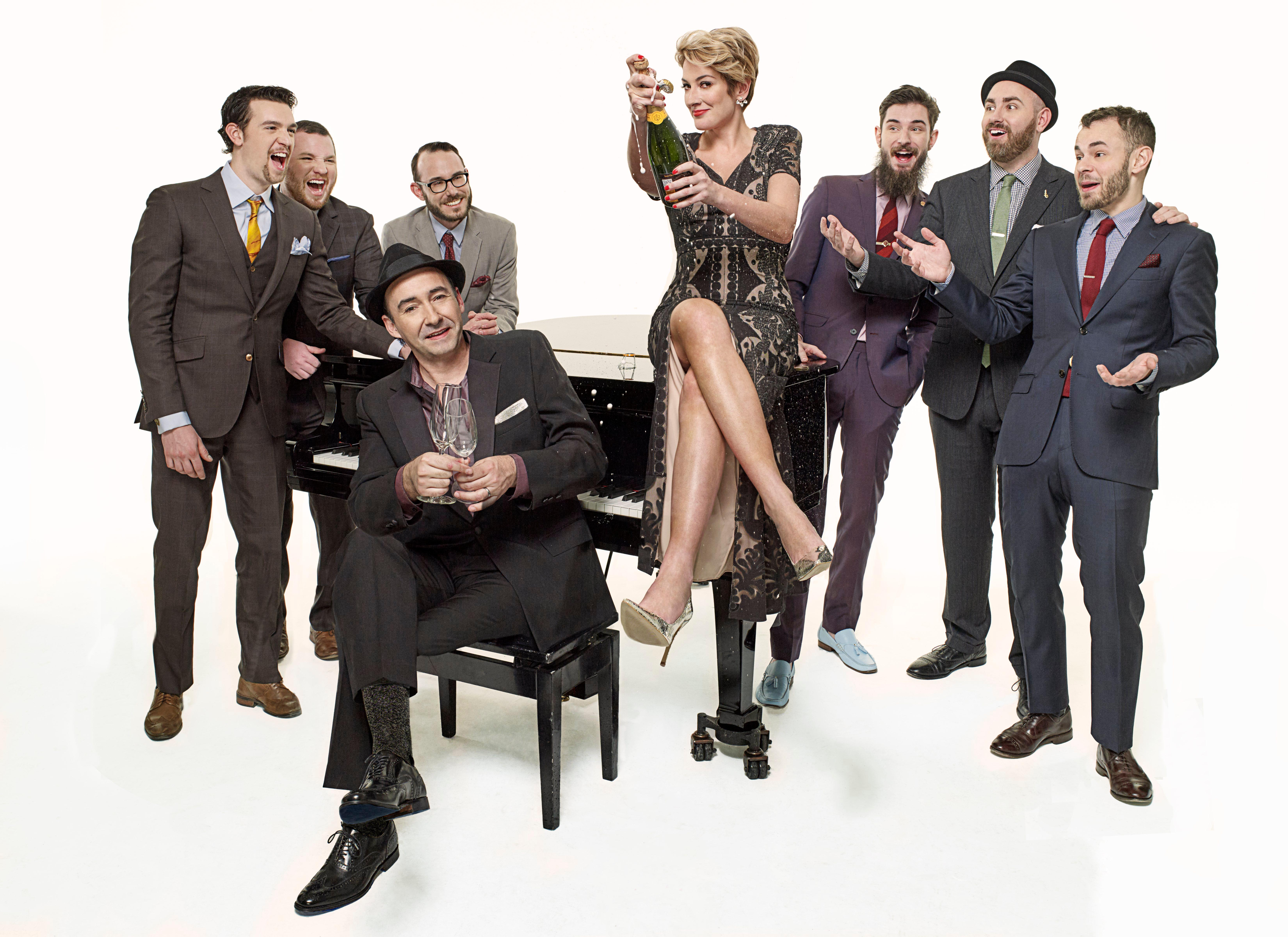 HotSardines (Photo: The Hot Sardines/The Whiting)