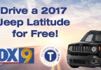 Drive a Jeep for Free Two-Year Giveaway