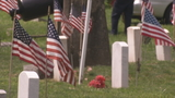 Sons of Union Veterans of the Civil War help restore Old Greencastle Cemetery