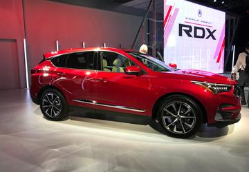 NEW YORK AUTO SHOW: SUVs take center stage, again