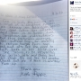 Mom's tardy excuse for daughter's 'teenage-ism' goes viral