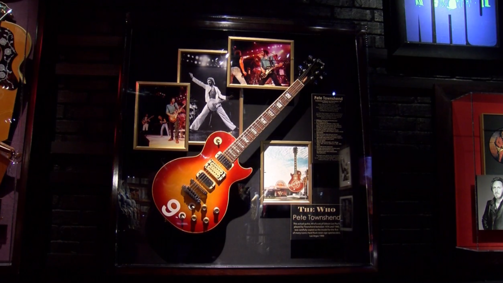 Hard Rock bids farewell with final best-of exhibit