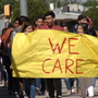 Students across El Paso walk out on Columbine shooting anniversary