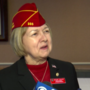 Lawmakers, veterans salute American Legion's first female national commander