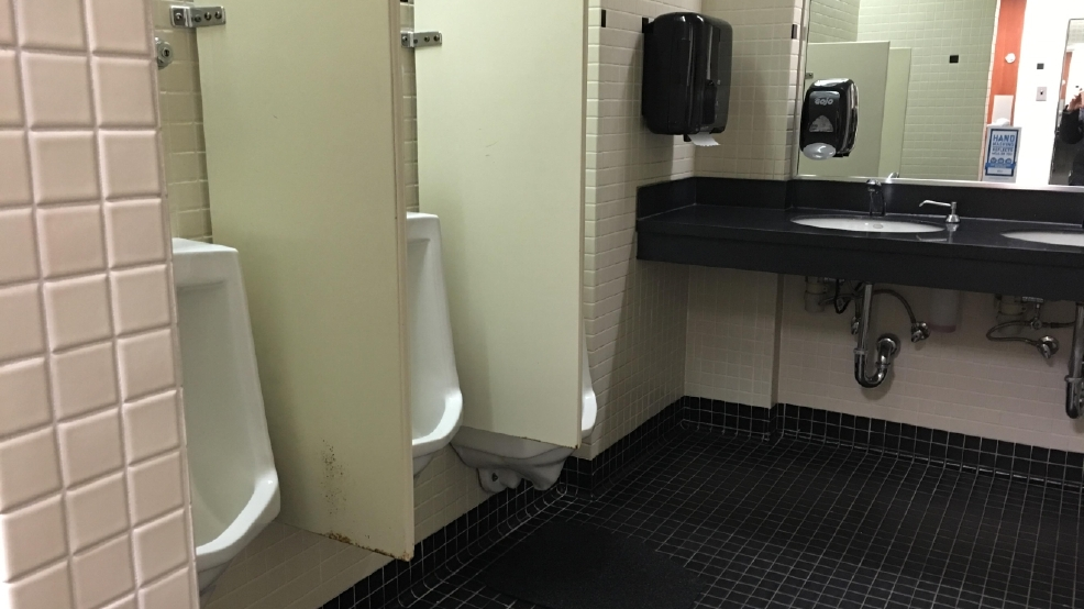 Could Male Female Restrooms Be A Thing Of The Past Gwu Tries Out 39 All Gender 39 Restroom Wjla
