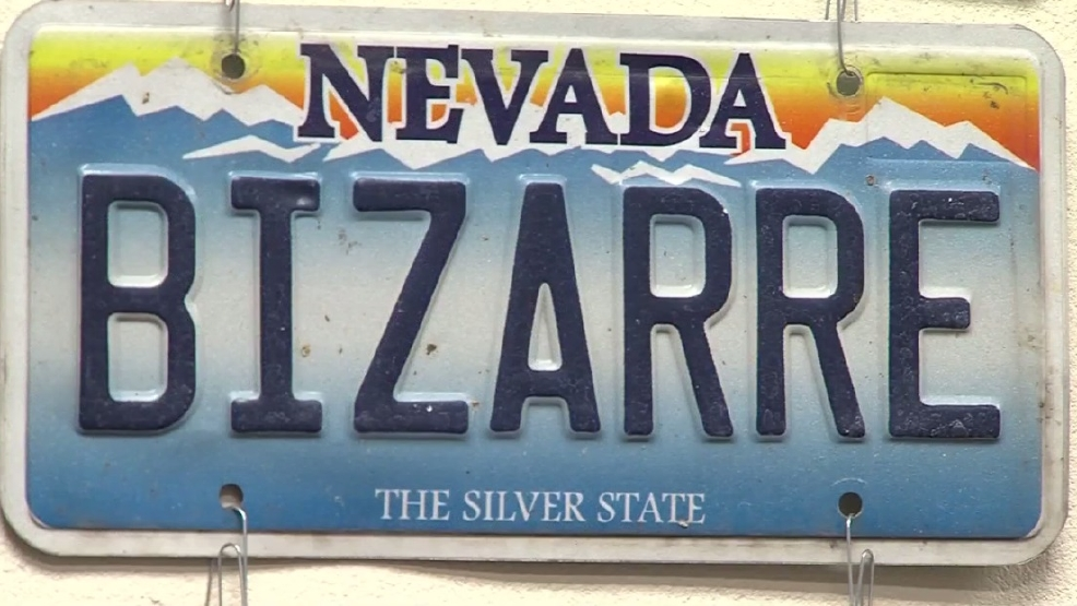 Feature vanity license plates not just a trend in nevada for Department of motor vehicles carson city nevada