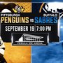 Penguins to play Sabres in NHL preseason game at Penn State's Pegula Ice Arena