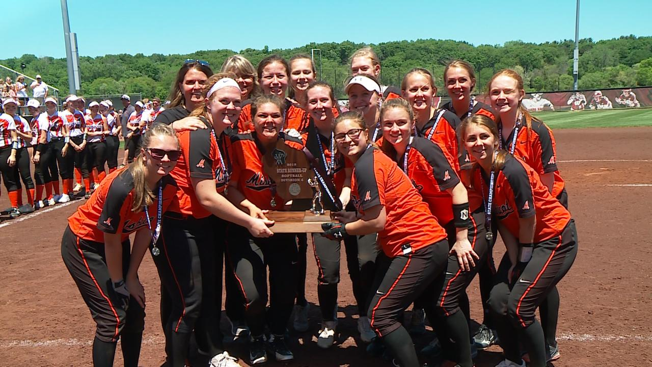 Mishicot lost 13-4 to Horicon in the Division 4 state title game Saturday at Goodman Softball Complex. (WLUK)