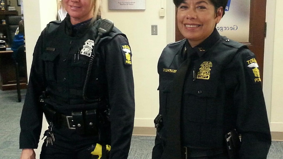 Toledo police to don new improved uniforms wnwo for You will do better in toledo shirt