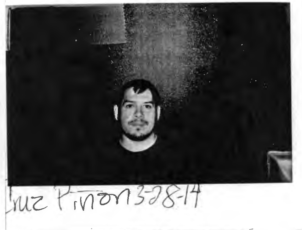 Cruz Pinon, 30, of McAllen, Texas, in a photograph from a paternity lawsuit.