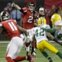Falcons too much as they trounce Packers, 44-21, in NFC championship game