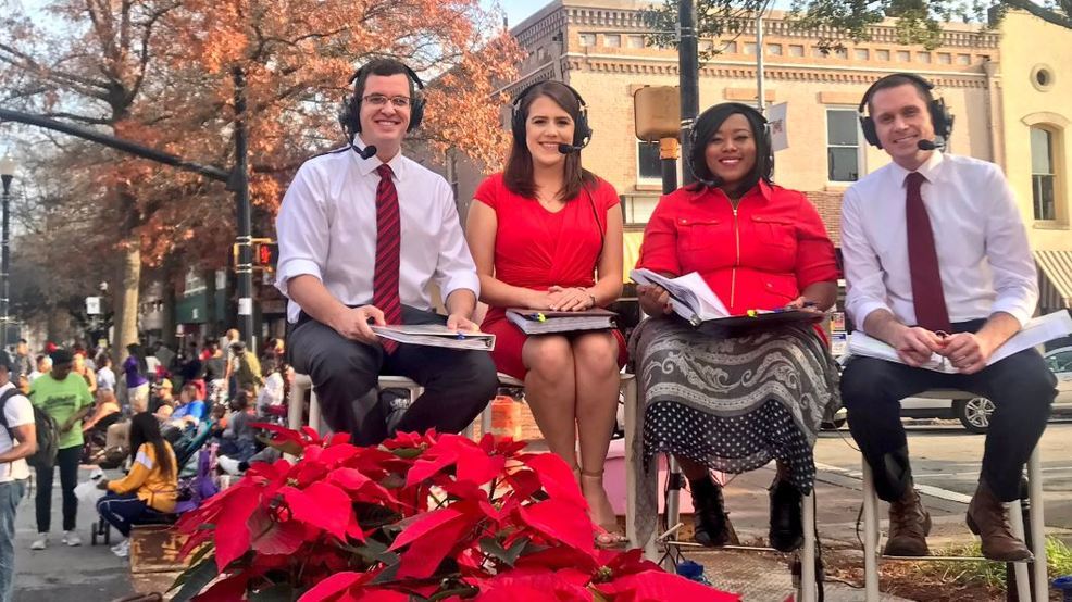 Watch 2018 Main Street Macon Christmas Parade