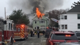Dogs rescued from Seekonk house fire