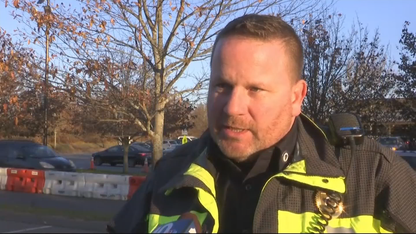 Lt. Michael Robillard of the Wrentham Police Dept. said extra security has been put in place because of the number of negative events happening around the globe. (WJAR)<p></p>