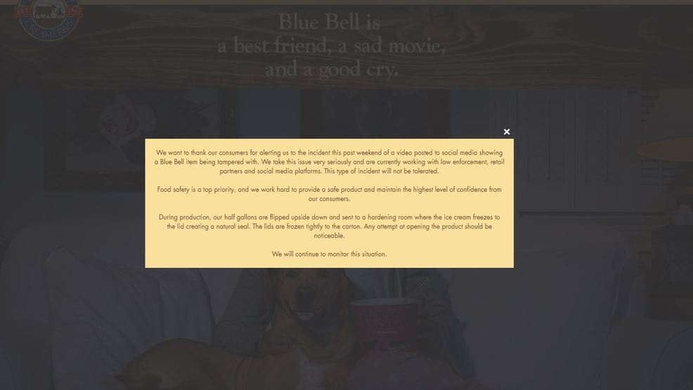 blue bell statement.JPG