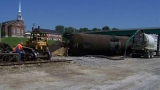 Keokuk train derailment under investigation