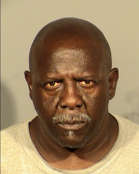Rhone, Lester Eugene Rhone is charged with Attempted Murder, Robbery with Deadly Weapon, Coercion with Force, Burglary, Battery to Commit Robbery (LVMPD)