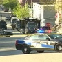 Police swarm East Baltimore neighborhood searching for armed man