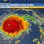 Hurricane Irma makes first landfall in Caribbean