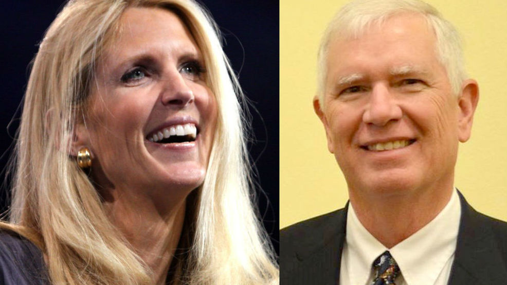 (image: MGN) Ann Coulter says Mo Brooks should take on Trump in 2020