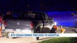 Boys fighting for their lives after ATV collision in Loxahatchee