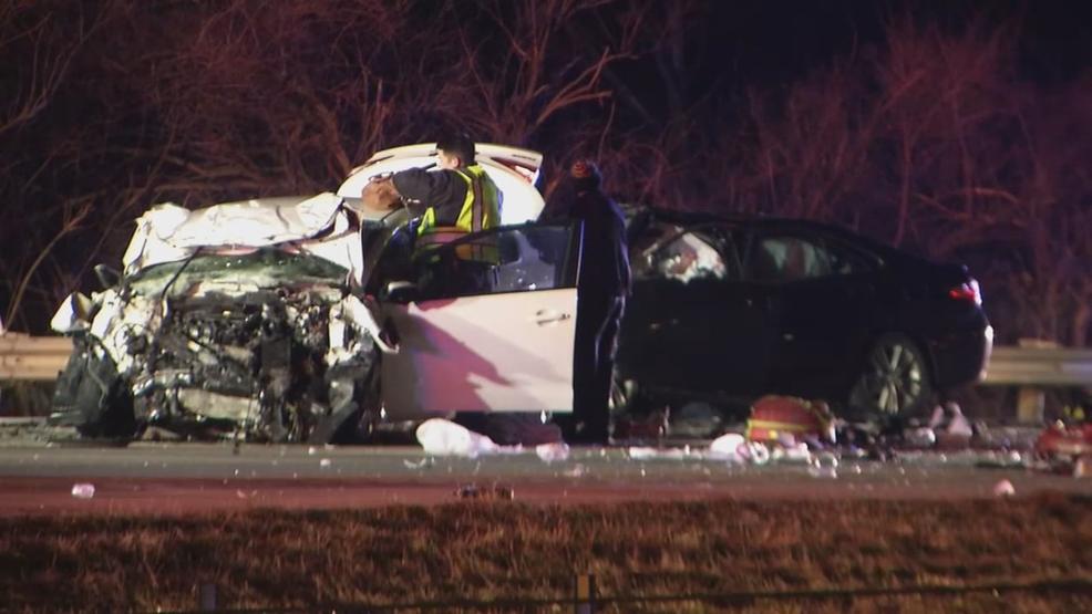 Police: Wrong-way driver in fatal crash involving a Mason family was
