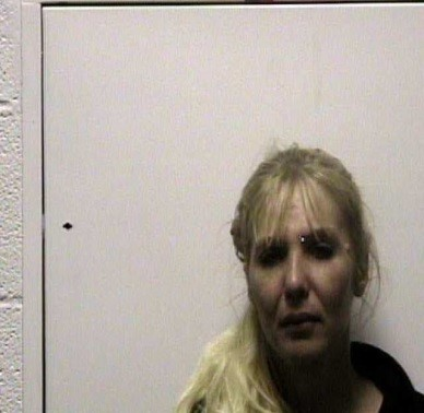 "<p>Sheri Lynn Sutton Donaldson</p><p>White female 43 years old 5'04"" 117 pounds blonde hair blue eyes</p><p>Wanted for arrest for felony robbery with a dangerous weapon and possession of stolen goods.</p>"